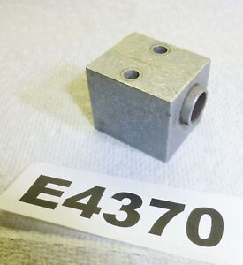 Slotted Guide Block For Eubanks Wire Stripper 2600 2700 Bushing