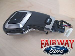15 19 F 150 Oem Carbon Fiber Raptor Shifter Handle Fits All W Console Shift