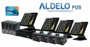 Aldelo Pos Pro Completly Approved And Advanced Pizza Computer System