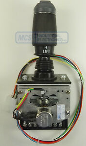 Jlg 1600180 Joystick Controller New Replacement made In Usa