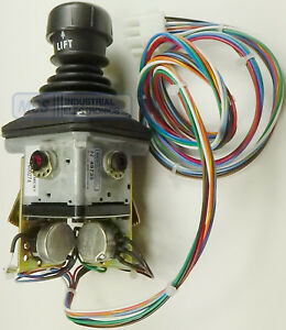 Jlg 1600274 Joystick Controller New Replacement made In Usa