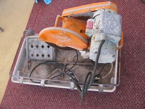 Mk Diamond Mk 101 Wet Cutting Tile Saw