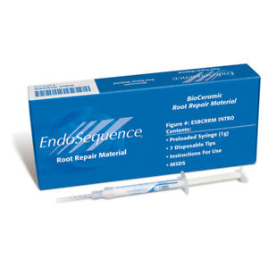Endosequence Root Repair Material Intro Syringe Kit 1g 7 Tips