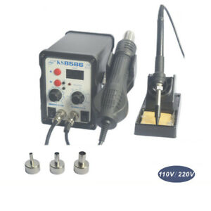 Hot Air Gun Soldering Station Hot Air Rework Station Mobile Phone Repair Tools