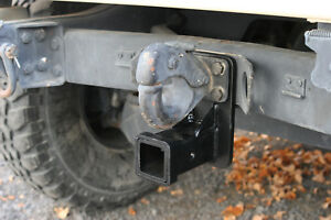 Universal Bolt On 2 Truck Receiver Hitch Trailer Hitch Ford Dodge Chevrolet
