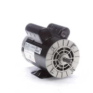5 Hp 3450 Rpm Air Compressor Electric Motor 208 230 Volts new Century B385