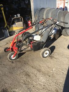 Panther Products Roof Cutter Saw Honda Powered Free Ship W 25 Miles Only