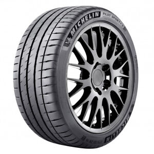 Michelin Pilot Sport 4 S 255 35r18xl 94 y quantity Of 2