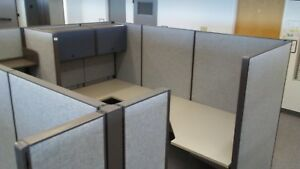 Herman Miller Active Office Cubicles Cubicle Workstation Work Station