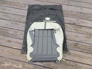Range Rover P 38 Front Seat Cover Lower Oem Nos Hca000050rgf
