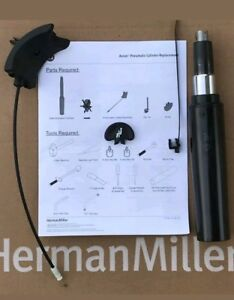 Herman Miller Aeron Chair Pneumatic Cylinder New Oem Part 1b65lr