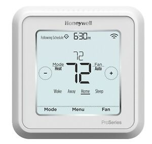 Honeywell Lyric T6 Pro Wi fi Programmable Thermostat Th6220wf2006