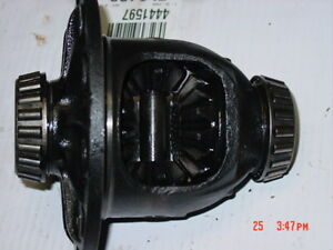 Jeep Wrangler Dana 30 Front Axle Carrier Spider 3 07 3 54 Gears Diff