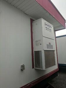 Used 12x60 Mobile Office Shop Trailer Sn 07 7237 Channahon Il