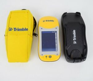 Trimble Geoxt 46475 30 Geoexplorer Ce With Base