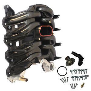 W Gaskets Intake Manifold Upper For Ford Pickup Truck E Series F Series 5 4l V8