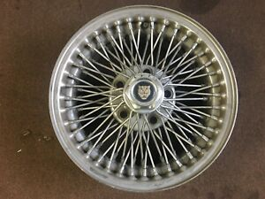 Jaguar 15x7 15 Inch Wheel Rim Steel Chrome 5x120 7mm Wire Spoke