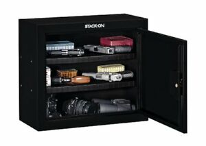 New Cabinet Pistol Ammo Vault Handgun Storage Safe Stack On Gunvault Steel Safes