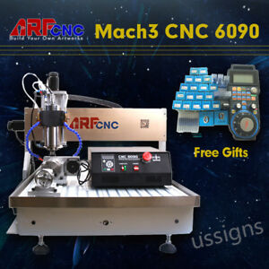 2 2kw Cnc Router Engravering Machine For Wood Acrylic Mdf Ball Screw