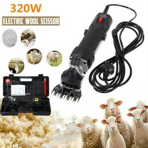 320w Farm Supplies Sheep Shears Goat Clipper Pet Animal Livestock Shave Grooming