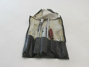 Porsche 944 Original Tools Kit Set