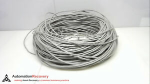 General Cable 2137087 Multi pair 8 Conductor 24awg 1000 Ft New 247283