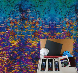 Hydrographics Dip Kit Activator Water Transfer Film Trippin