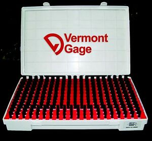 Vermont Gage Go Plus Gage Pin Set Black Oxide Zz 5 01 9 99mm 902300300 50 Off