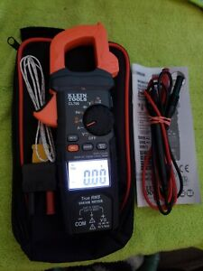 This Is The One Klein Tools Cl700 Digital Clamp on Auto ranging true Rms temp