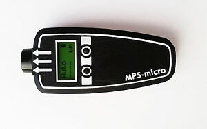 Digital Paint Coating Thickness Gauge Mps micro Fe zn al Crash Car Tester