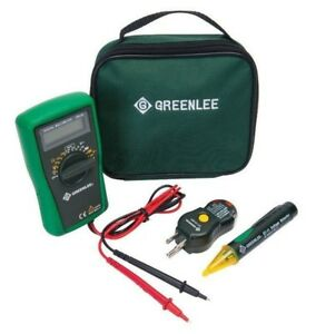 Electrical Kit Gfci Tk 30agfi By Greenlee