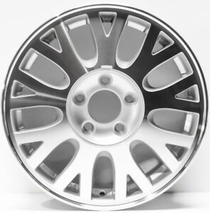Set Of 4 New 16 Replacement Wheels Fit Ford Crown Victoria 2003 2005 3497