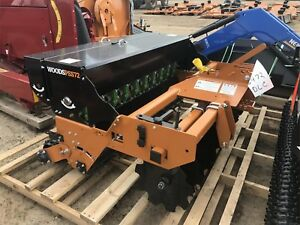 New Woods Hunting Edition Precision Super Seeder Pss72 72 Seeder