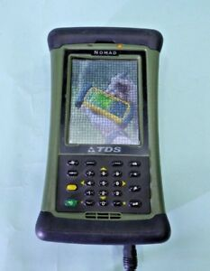 Tds Trimble Nomad 800lc Pxa320 806mhz 128mb 1024mb Windows Mobile Rugged Pda