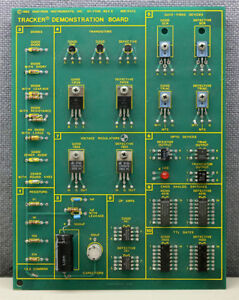 Huntron Instruments Inc 07 7709 Tracker Demonstration Board