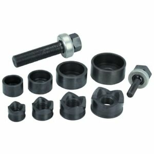 Manual Knockout Punch Kit 91201 New