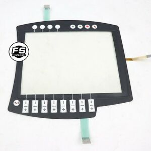 New Touch Glass Panel Membrane Keypad For Kuka Teach Pendant Krc4 00 168 334