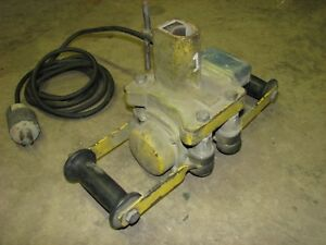 Merco Thermotec Electric Demolition Hammer 3 phase 1 3 8