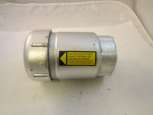 New Efc Ax300 Expansion Coupling 3 Fitting 4 Movement Xj300 4 Oz Gedney