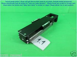 Thk Kr26 Linear Stage Ball Screw Travel Approx 70mm As Photo Sn D m