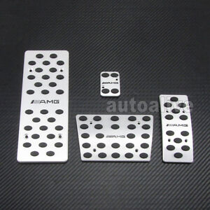 Amg At Foot Rest Pedals For Benz M R Gl Class W164 W166 X164 X166 W251 Ml300