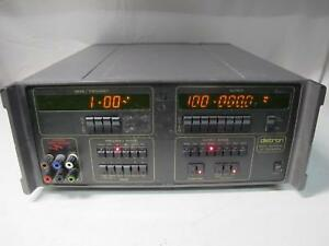 Datron 4200 Ac Voltage current Calibrator 90 Ppm Opt 30 80
