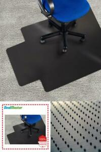 Small Office Chair Mat Floor For Rolling Carpet Computer Carpeted Under Desk Fli