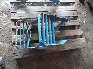 Ford Tw 35 Series 2 Farm Tractor Right Cab Step Assembly
