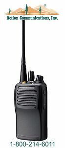 New Vertex standard Vx 451 Vhf 136 174 Mhz 5 Watt 32 Channel Two Way Radio