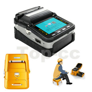 Fiber Optic Splicing Machine Fusion Splicer Kit Fiber Cleaver