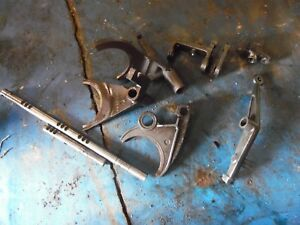 1986 Ford Tw 35 Series 2 Farm Tractor Shift Forks