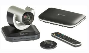 New Lifesize Passport Hd Video Conferencing W focus Camera micpod remote adapter