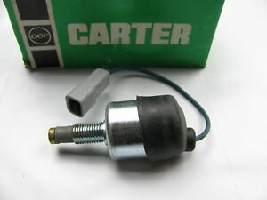 Nos Genuine 1972 Mopar Dodge 400 V8 Carter Thermoquad 4 Bbl Idle Stop Solenoid