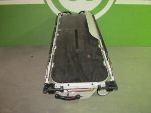 Stryker 1020 Emergency Hospital Trauma Stretcher Bed 25261